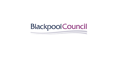 CFSCC Partner Blackpool Council Logo