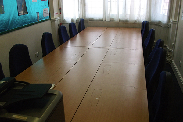 CFSCC Boardroom Facilities
