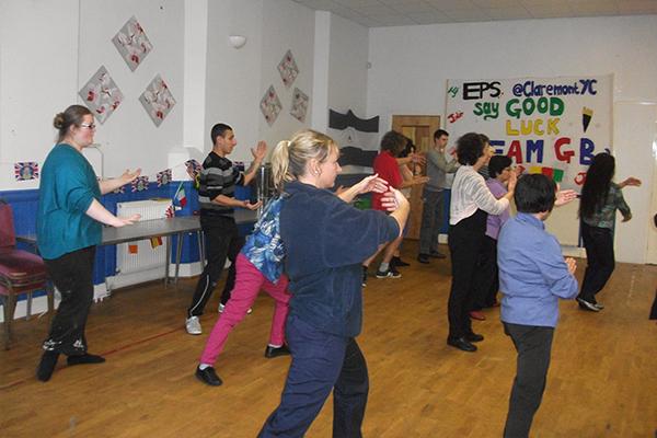 Claremont Centre Activities - Functional Fitness