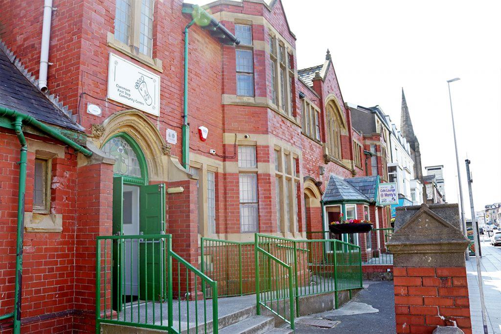 CFSCC Methodist Church Buildings Dickson Road