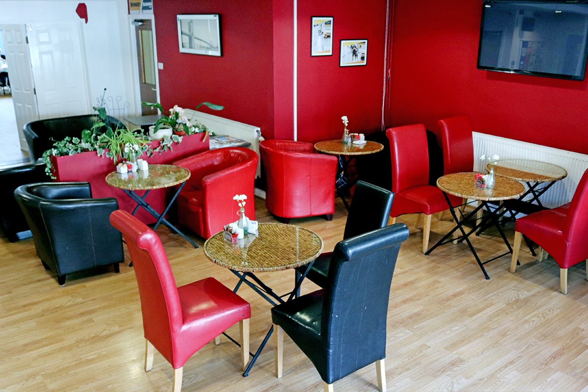 CFSCC Monty's Cafe Blackpool